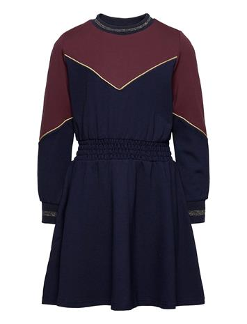 The New Rosa L_s Dress Mekko Sininen The New NAVY BLAZER