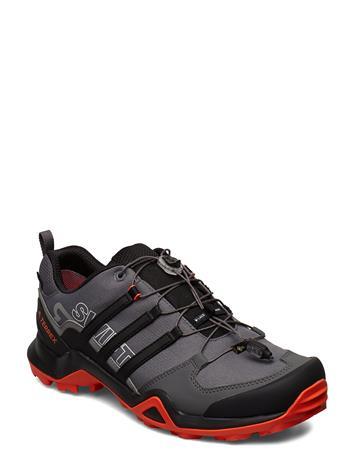 adidas Performance Terrex Swift R2 Gtx Shoes Sport Shoes Running Shoes Harmaa Adidas Performance GREFIV/CBLACK/ACTORA