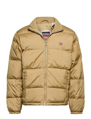 LEVI´S Men Fillmore Short Jacket Harvest Vuorillinen Takki Topattu Takki Kermanvärinen LEVI´S Men NEUTRALS