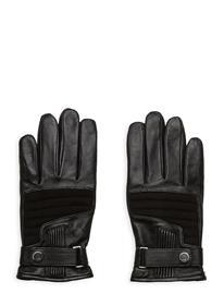 HUGO Hlg 142 Hanskat Käsineet Musta HUGO BLACK