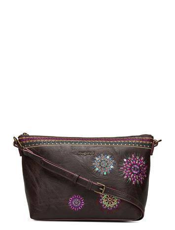 Desigual Accessories Bols Astoria Cata Bags Small Shoulder Bags - Crossbody Bags Ruskea Desigual Accessories MARRON OSCURO