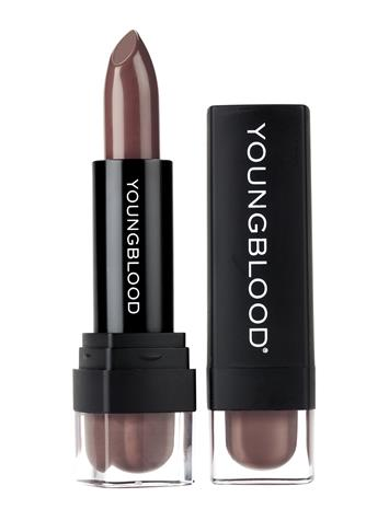Youngblood Lipstick New Outfit Rosewood Huulipuna Meikki Vaaleanpunainen Youngblood ROSEWOOD