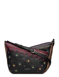 Desigual Accessories Bols Lululove Harry Mini Bags Small Shoulder Bags - Crossbody Bags Musta Desigual Accessories NEGRO