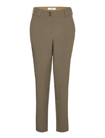 FIVEUNITS Daphne 229 Lingerie Panties High Waisted Panties Ruskea FIVEUNITS ARGAN MELANGE DASH