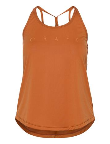 Craft Core Sence Strap Singlet W T-shirts & Tops Sleeveless Oranssi Craft BUFF