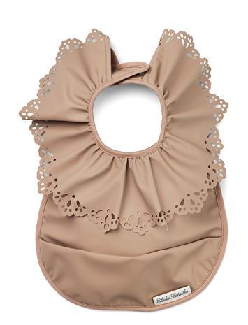 Elodie Details Baby Bib - Faded Rose Home Bibs Vaaleanpunainen Elodie Details DUSTY PINK