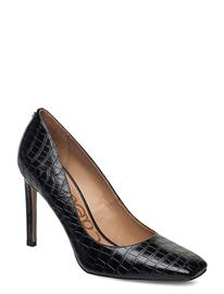 Sam Edelman Beth Shoes Heels Pumps Classic Musta Sam Edelman BLACK