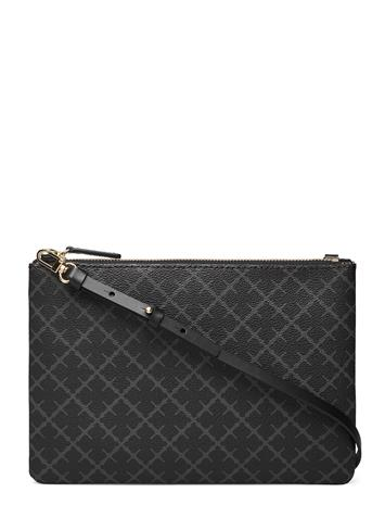 By Malene Birger Ivy Purse Bags Card Holders & Wallets Wallets Musta By Malene Birger CHARCOAL