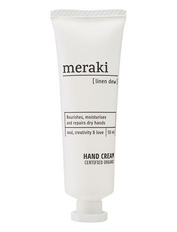 meraki Hand Cream, Linen Dew Beauty MEN Skin Care Body Hand Cream Nude Meraki NO COLOUR