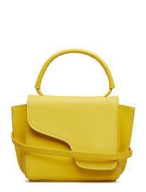 ATP Atelier Montalcino Vacchetta Bags Top Handle Bags Keltainen ATP Atelier CANARY YELLOW