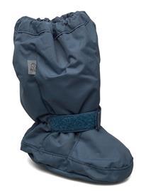 CeLaVi Footies - Solid Outerwear Rainwear Accessories Sininen CeLaVi ICE BLUE