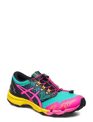 Asics Gel-Fujitrabuco Sky Shoes Sport Shoes Running Shoes Vaaleanpunainen Asics SEA GLASS/PINK GLO