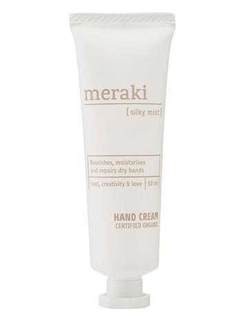 meraki Hand Cream, Silky Mist Beauty MEN Skin Care Body Hand Cream Nude Meraki NO COLOUR