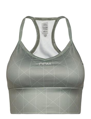 Drop of Mindfulness Sarah Sports Bra Lingerie Bras & Tops Sports Bras - ALL Vihreä Drop Of Mindfulness EXKLUSIVE