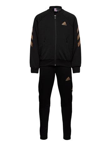 adidas Performance G Xfg Ts Verryttelypuku Musta Adidas Performance BLACK/COPPMT