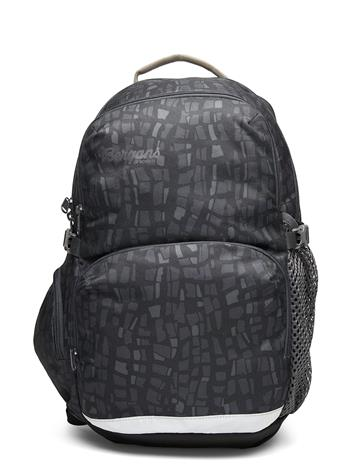 Bergans 2go 32l Accessories Bags Backpacks Musta Bergans SOLIDCHARCOAL MOSAIC