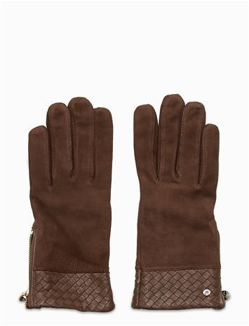 Adax Adax Glove Ronja Hanskat Käsineet Ruskea Adax BROWN