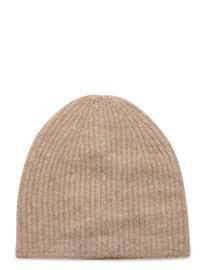 By Malene Birger Cally Accessories Headwear Hats Beige By Malene Birger MARZIPAN