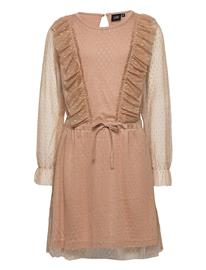 Petit by Sofie Schnoor Dress Mekko Ruskea Petit By Sofie Schnoor CAMEL