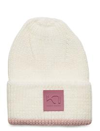 Kari Traa Songve Beanie Accessories Headwear Beanies Vaaleanpunainen Kari Traa BWHITE