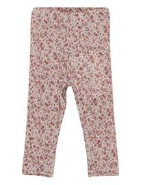 Wheat Wool Leggings Leggingsit Vaaleanpunainen Wheat FLOWERS