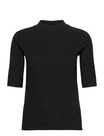 Lindex Top Rita Kilpikonnakaulus Poolopaita Musta Lindex BLACK, Naisten paidat, puserot, topit, neuleet ja jakut
