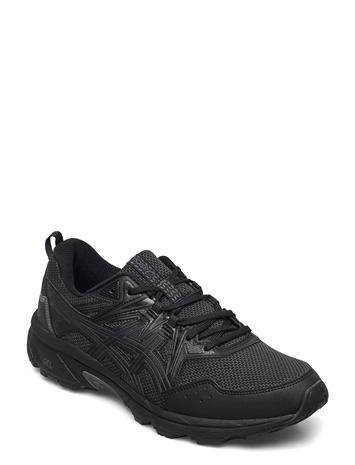 Asics Gel-Venture 8 Shoes Sport Shoes Running Shoes Musta Asics BLACK/BLACK