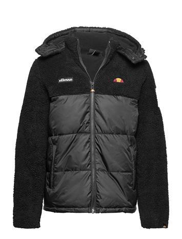 Ellesse El Sparra Padded Jacket Vuorillinen Takki Topattu Takki Musta Ellesse BLACK