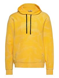 Tommy Hilfiger Lh Gmd Flag Hoody Huppari Keltainen Tommy Hilfiger MARIGOLD YELLOW