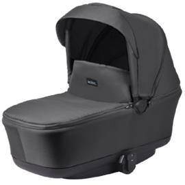 Leclerc Vauvan vaunukoppa Basinette Musta Vauvan Leclerc kylpy harmaa