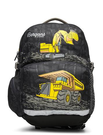 Bergans 2go Accessories Bags Backpacks Musta Bergans BLACK TRUCKS
