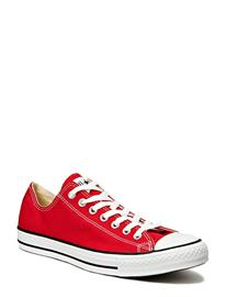 Converse All Star Canvas Ox Matalavartiset Sneakerit Tennarit Punainen Converse RED 1