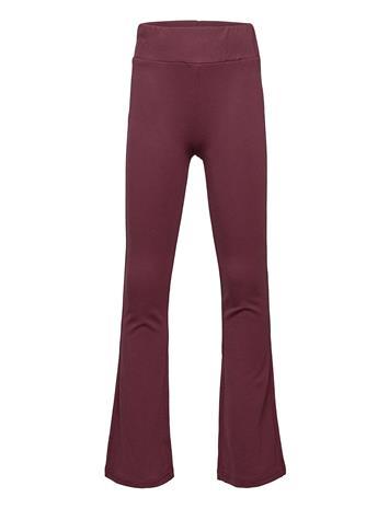 The New Ryra Yoga Pants Housut Punainen The New SASSAFRAS