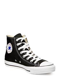 Converse All Star Hi Red Korkeavartiset Tennarit Musta Converse BLACK 1