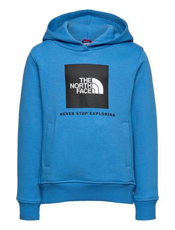 The North Face Y Box P/O Hoodie Huppari Sininen The North Face CLEAR LAKE BLUE