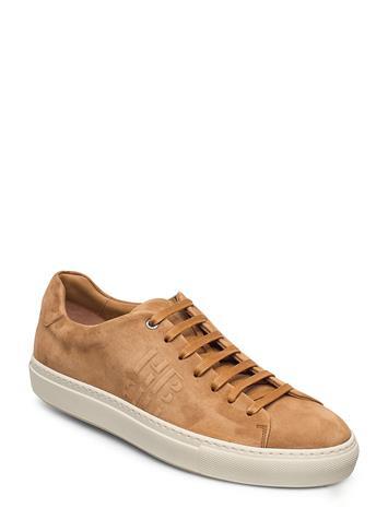 BOSS Mirage_tenn_sdhbal Matalavartiset Sneakerit Tennarit Ruskea BOSS MEDIUM BROWN