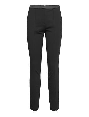 Karl Lagerfeld 206w1007 Slimfit Housut Pillihousut Musta Karl Lagerfeld BLACK