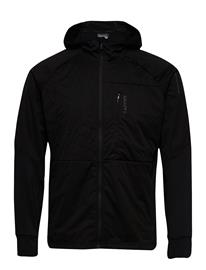 Craft Adv Warm Tech Jkt M Outerwear Sport Jackets Musta Craft BLACK