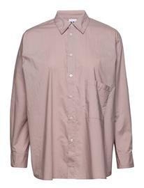 Hope Elma Shirt Paita Bisnes Vaaleanpunainen Hope MUSHROOM