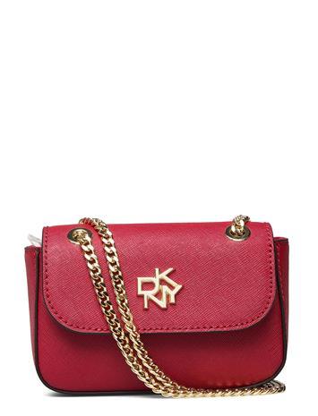 DKNY Bags Carol Mini Chain Cro Bags Small Shoulder Bags - Crossbody Bags Punainen DKNY Bags BRIGHT RED