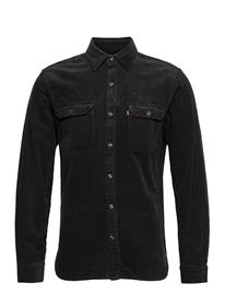 LEVI´S Men Jackson Worker Jet Black Paita Rento Casual Musta LEVI´S Men BLACKS