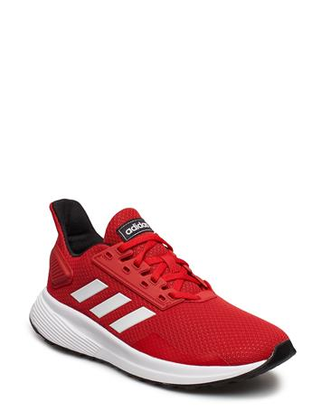 adidas Performance Duramo 9 K Shoes Sports Shoes Running/training Shoes Punainen Adidas Performance SCARLE/FTWWHT/CBLACK