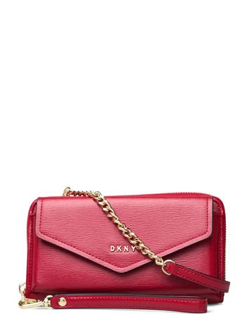 DKNY Bags Polly Convertible Wr Bags Small Shoulder Bags - Crossbody Bags Punainen DKNY Bags BRIGHT RED