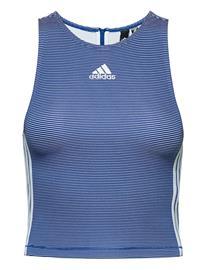 adidas Performance W Aac Tank T-shirts & Tops Sleeveless Sininen Adidas Performance ROYBLU