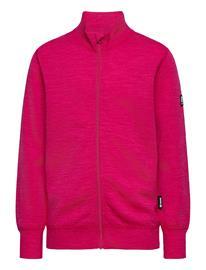 Reima Mahin Outerwear Wool Outerwear Vaaleanpunainen Reima RASPBERRY PINK