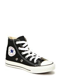 Converse Yths C/T Allstar Hi Tennarit Sneakerit Kengät Musta Converse BLACK 1