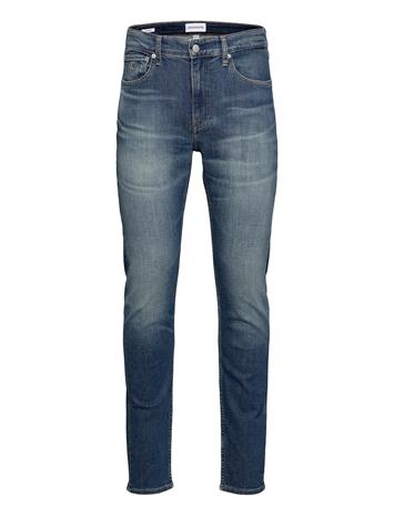 Calvin Klein Jeans Ckj 058 Slim Taper Tiukat Farkut Sininen Calvin Klein Jeans BB029 - BRIGHT BLUE