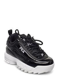 FILA Disruptor F Kids Tennarit Sneakerit Kengät Musta FILA BLACK