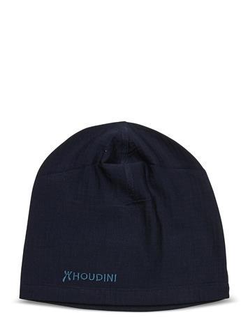 Houdini Wooler Top Hat Blue Illusion S Accessories Headwear Beanies Sininen Houdini BLUE ILLUSION, Miesten hatut, huivit ja asusteet