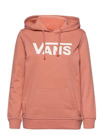 VANS Classic V Ii Hoodie Huppari Vaaleanpunainen VANS ROSE DAWN, Naisten paidat, puserot, topit, neuleet ja jakut